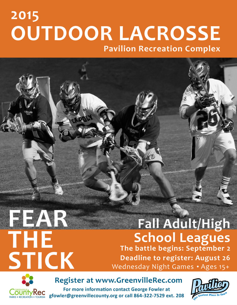 Outdoor Lacrosse League Flyer-01
