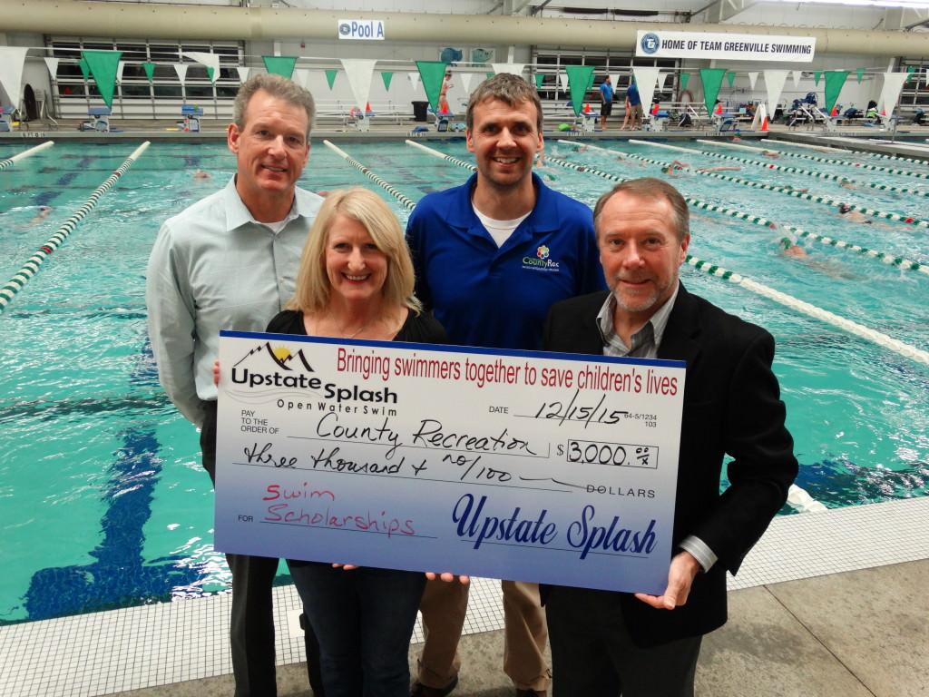 December 2015 Thanks Upstate Splash!