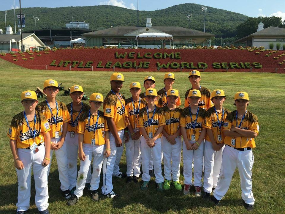 Little League Champions 2015