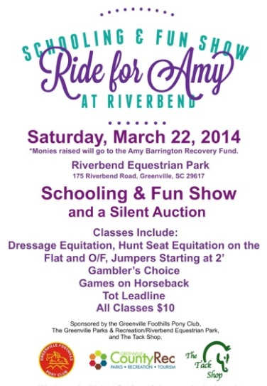 Ride for Amy