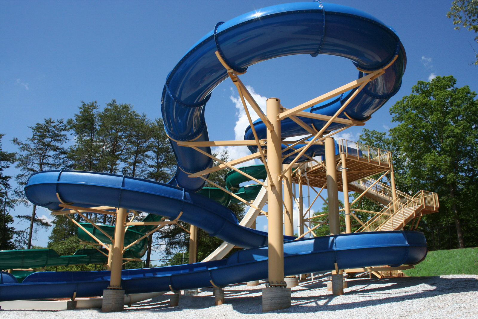 Otter creek waterpark at northside park greenville - Public swimming pools simpsonville sc ...
