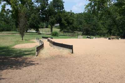Pavilion Dog Park Greenville Sc