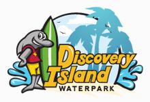 Discovery Island Logo