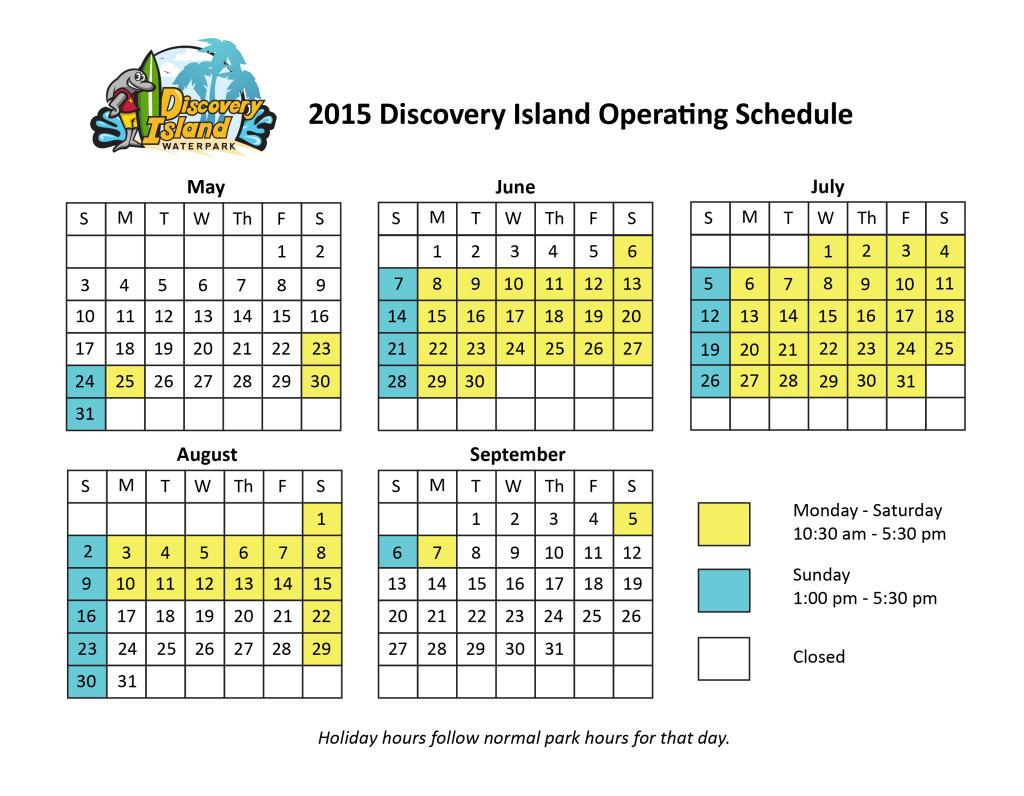 Discovery Island Calendar-01