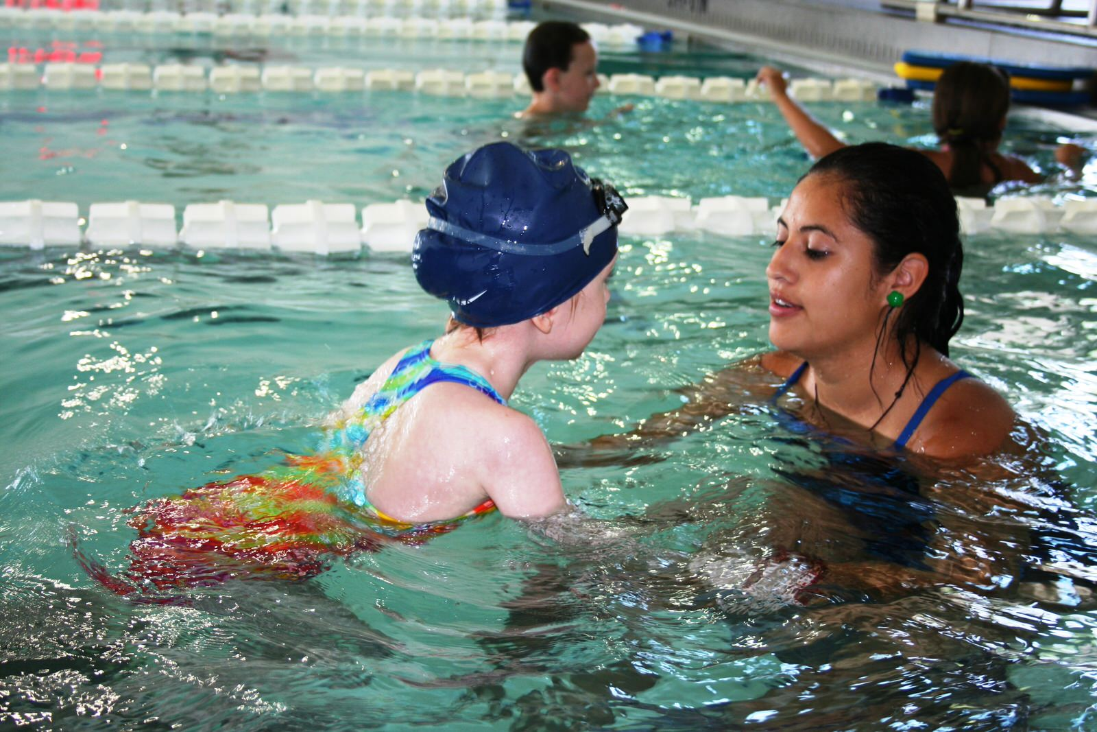Learn To Swim Greenville Rec