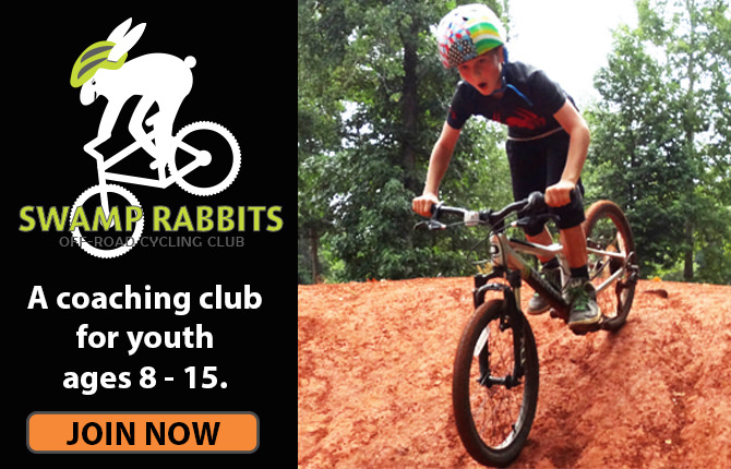 Swamp Rabbits Cycling