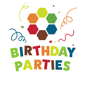 Birthday Parties Logo Greenville