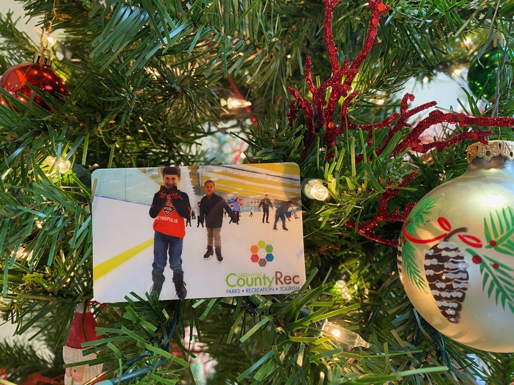 Holiday Gift Card
