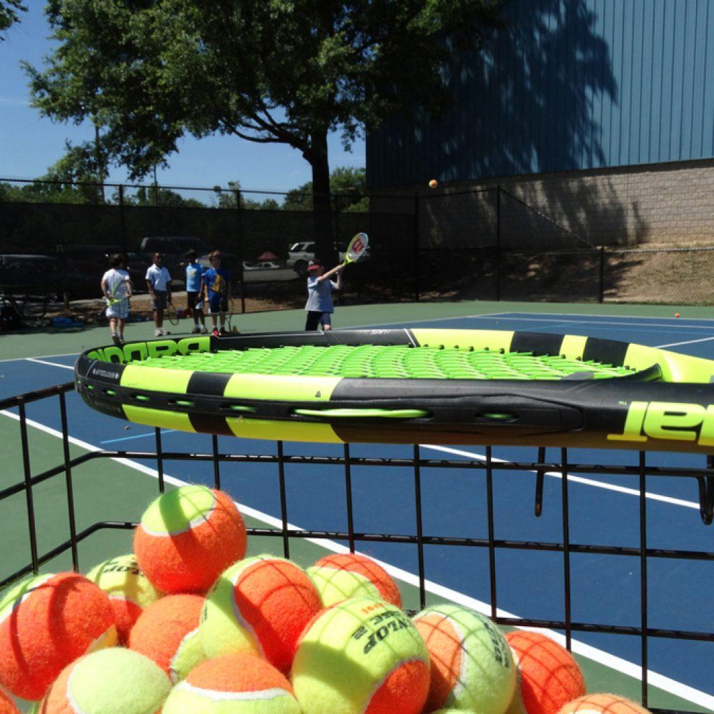 Tennis at the Pavilion