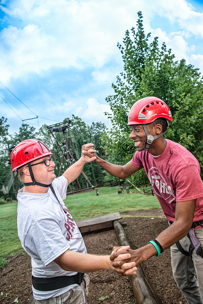 Camp Spearhead/Special Needs | Greenville County Parks Recreation & Tourism