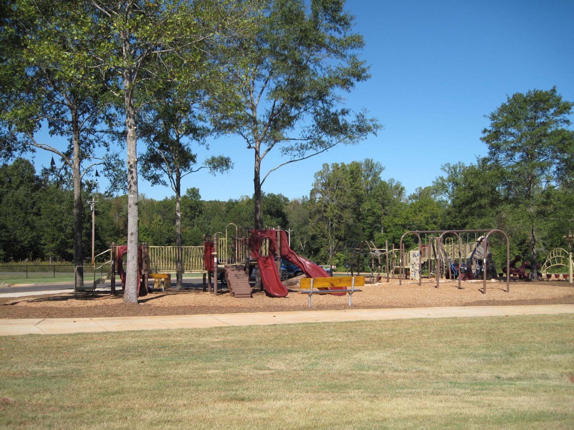cedar falls playground