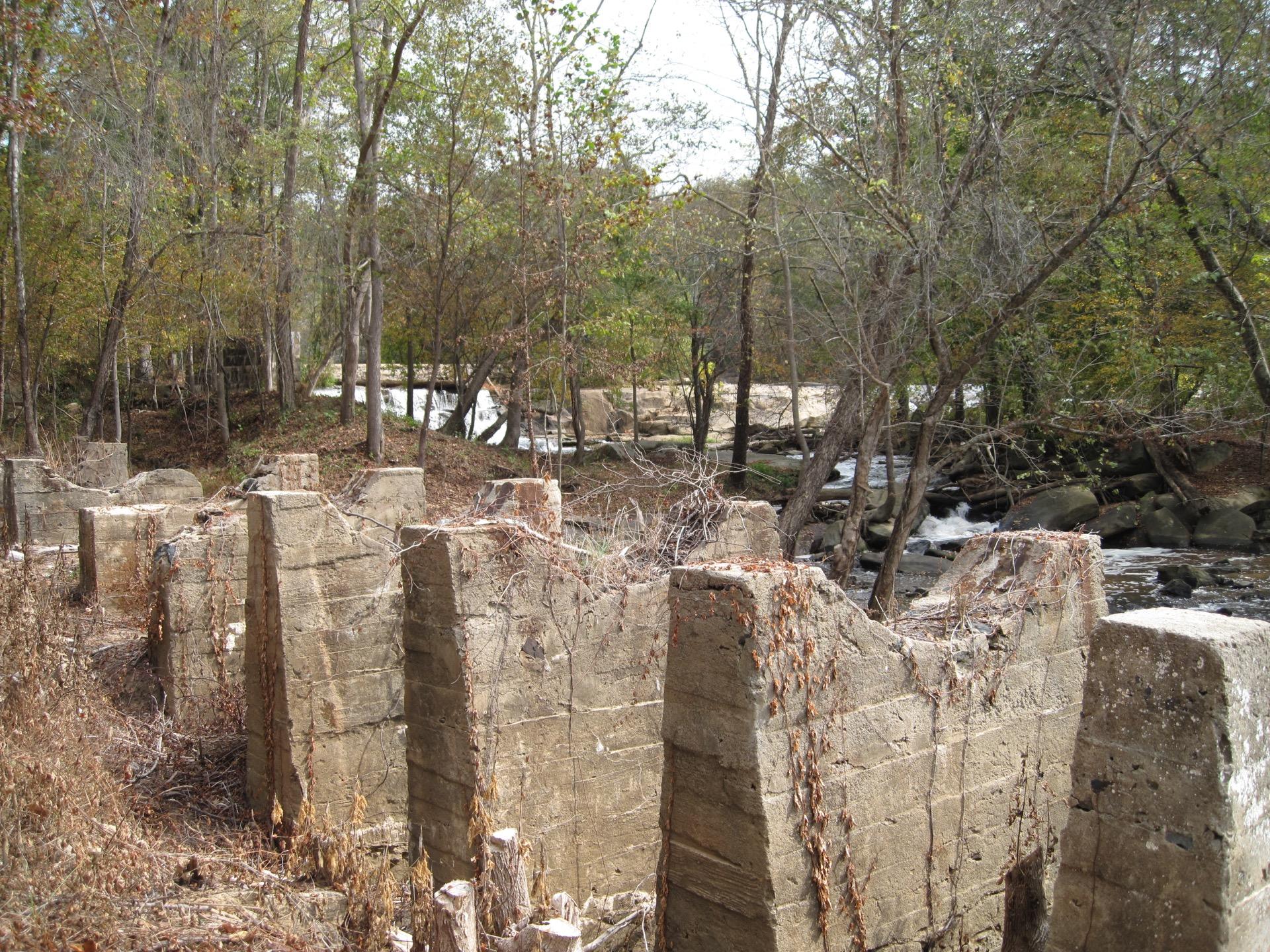 cedar falls ruins