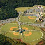 conestee park aerial view