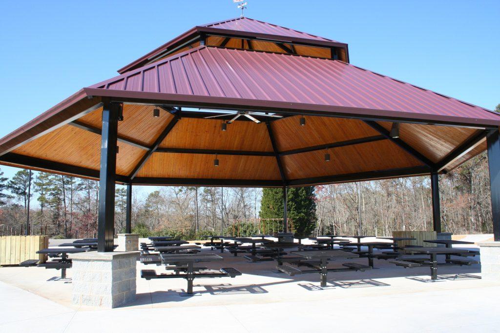 conestee park shelter