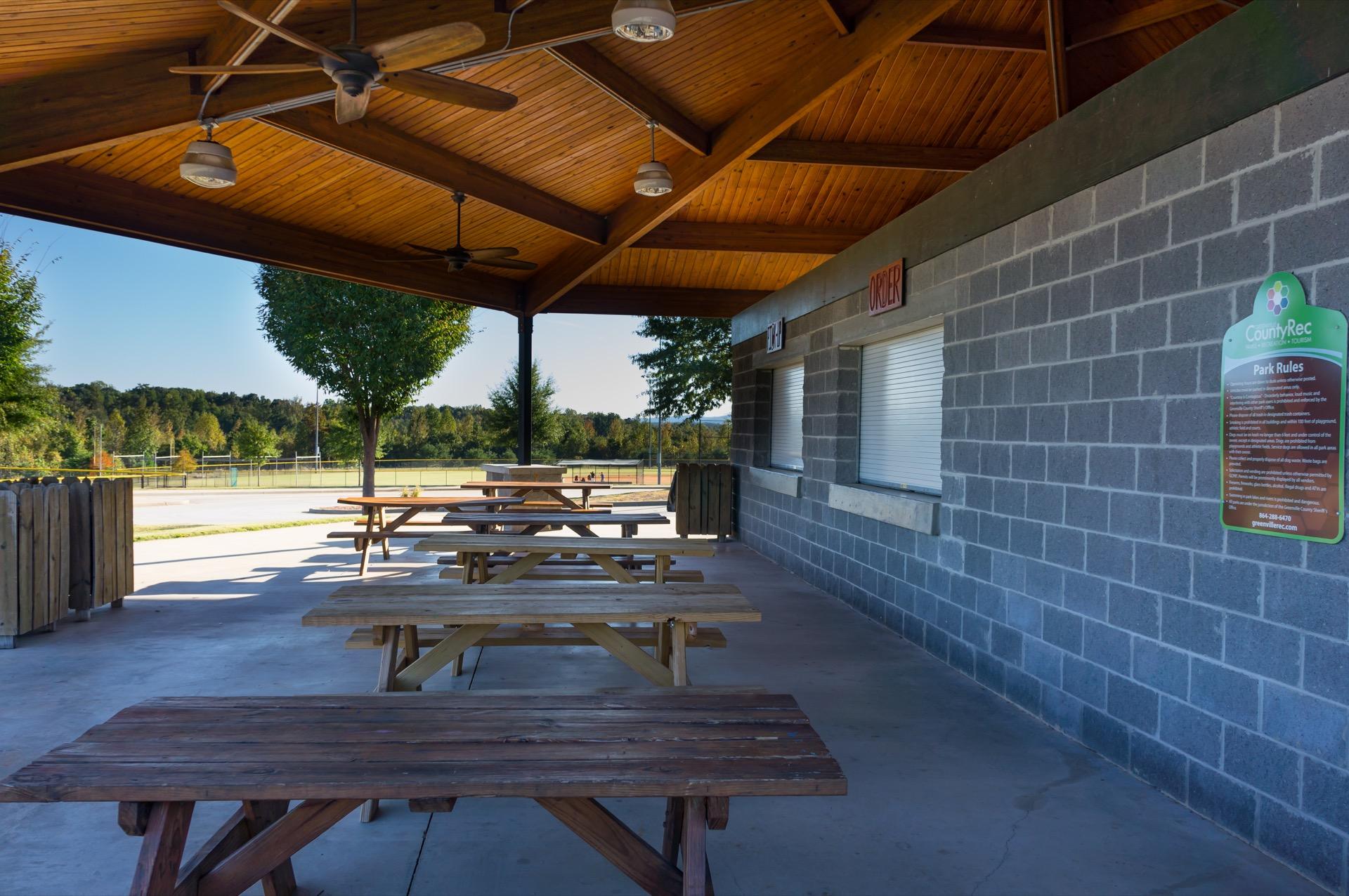 david jackson park shelter