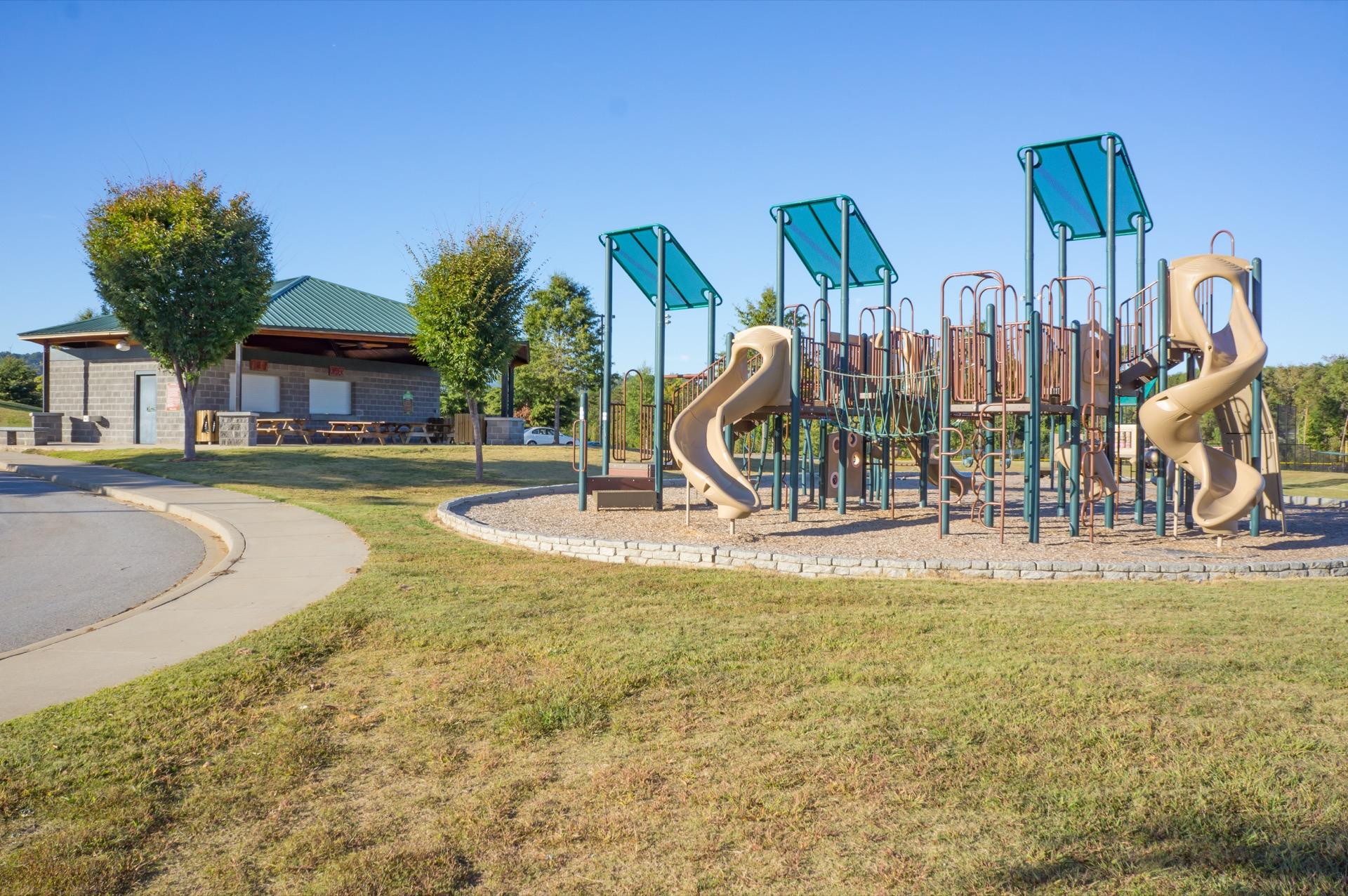david jackson park playground