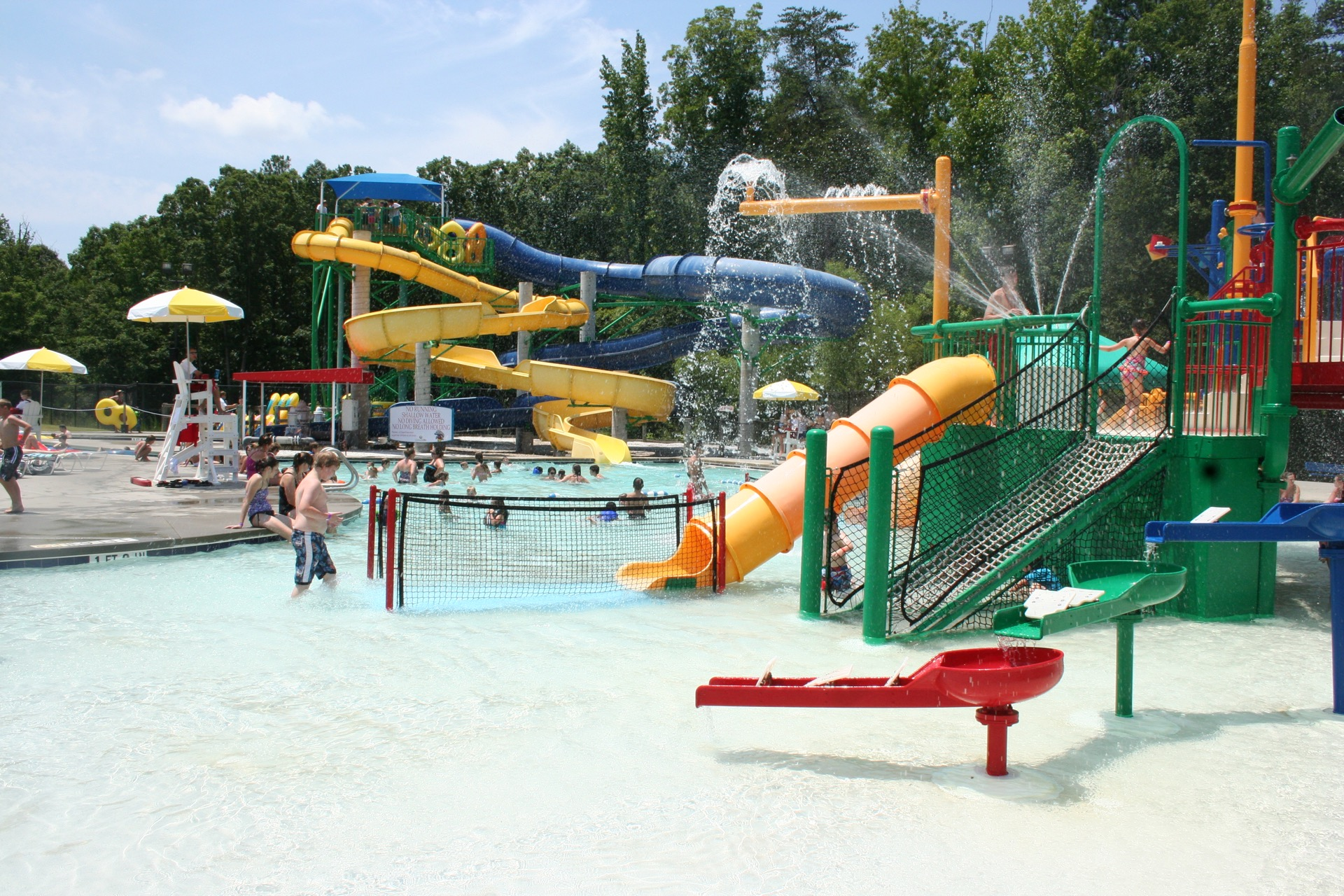 Greenville Sc Water Park Discovery Island