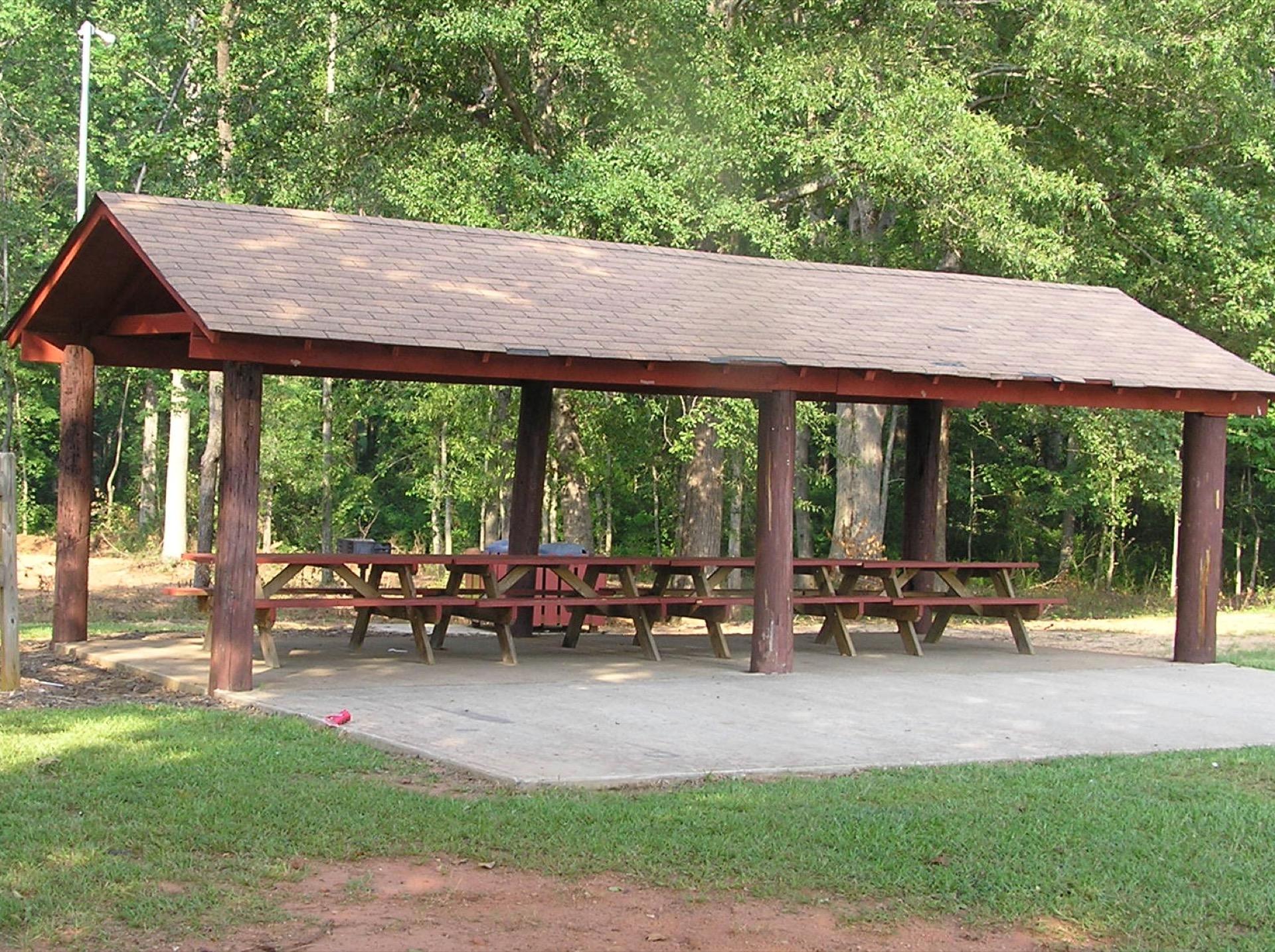 gateway park shelter