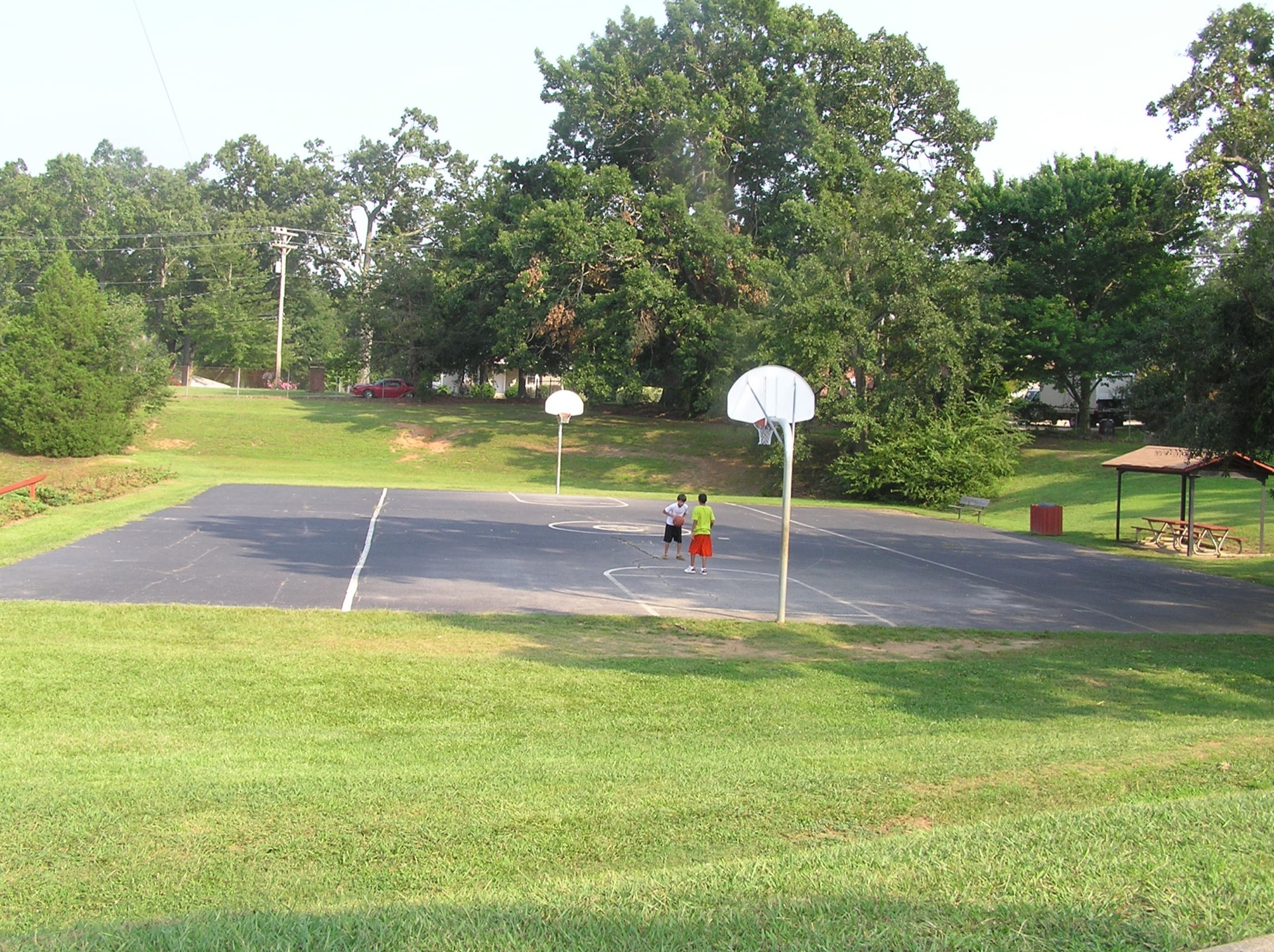 gateway park basketball court