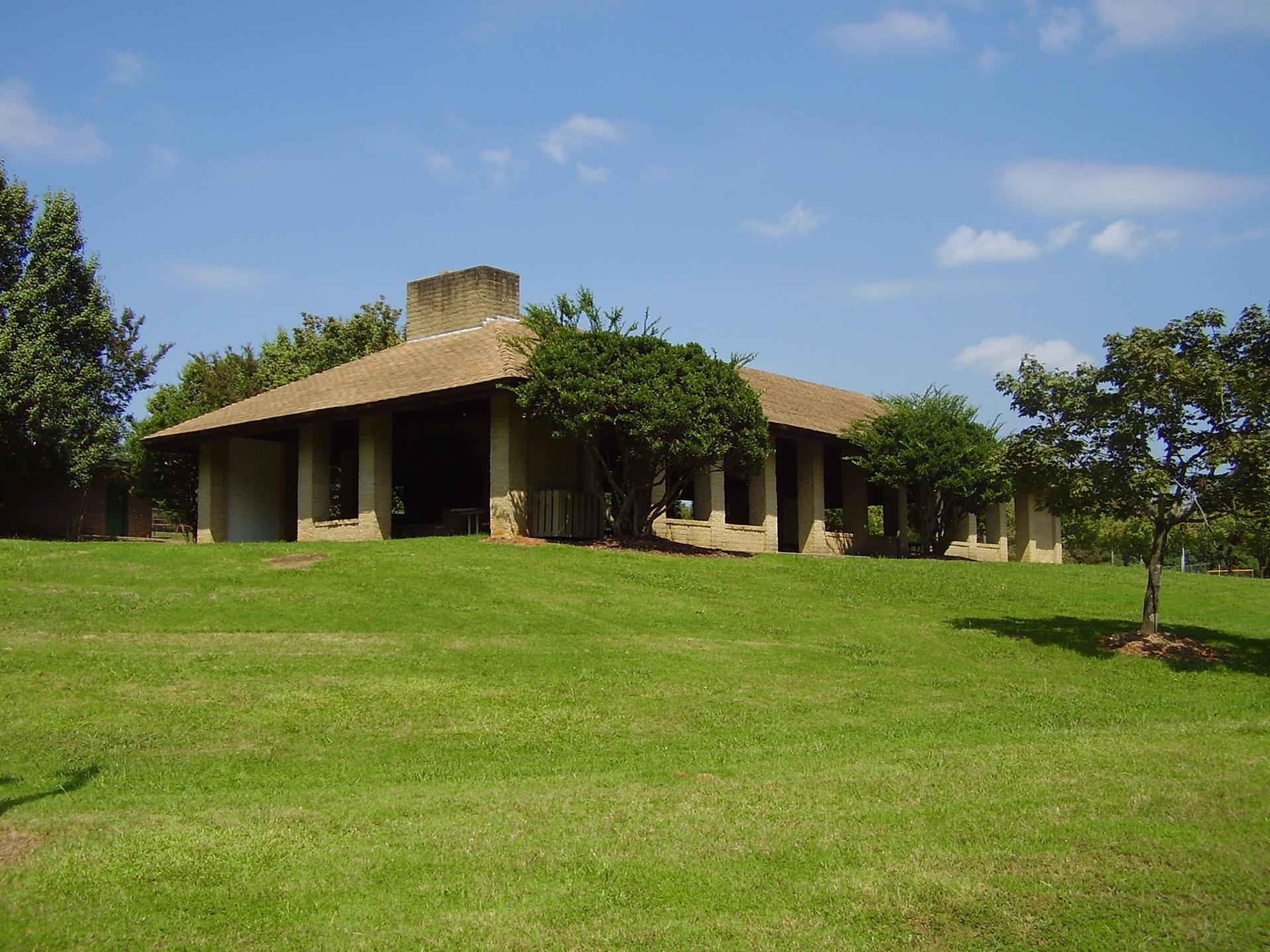 lakeside park building