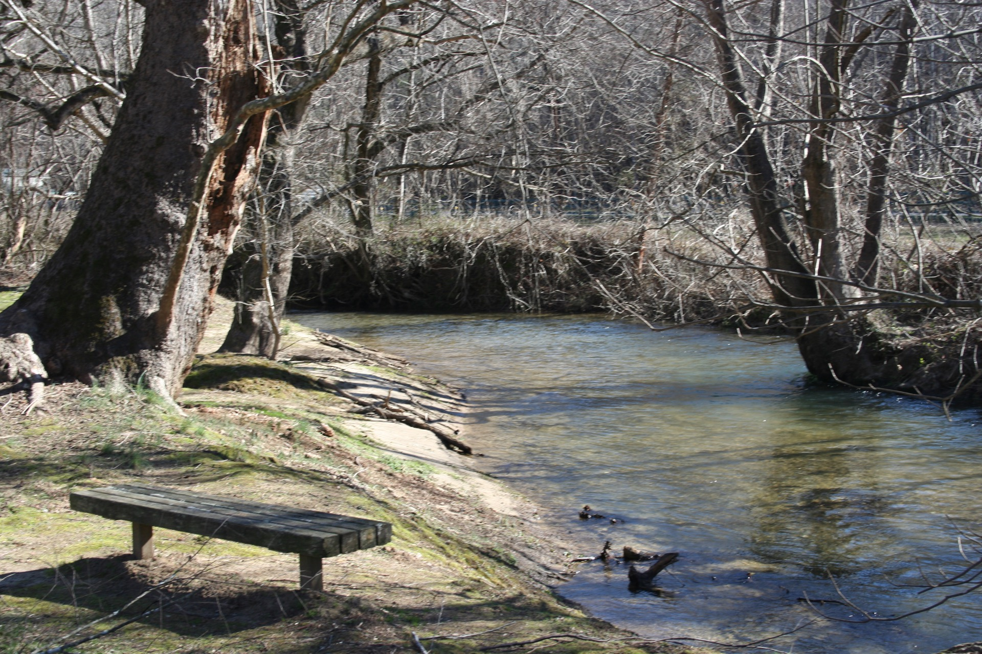 les mullinax creek