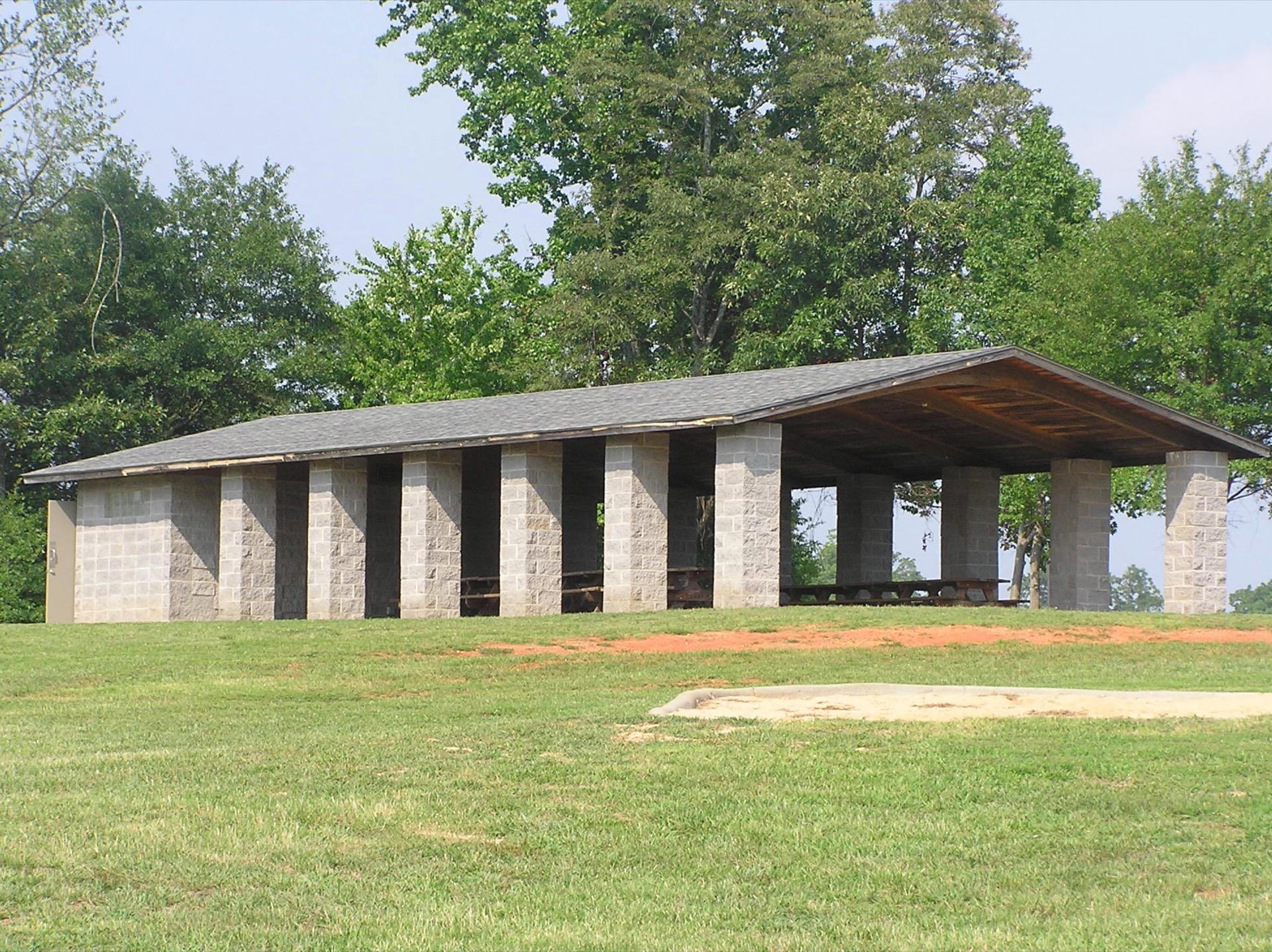 Lincoln Park Shelter