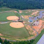 loretta C. Wood park aerial view