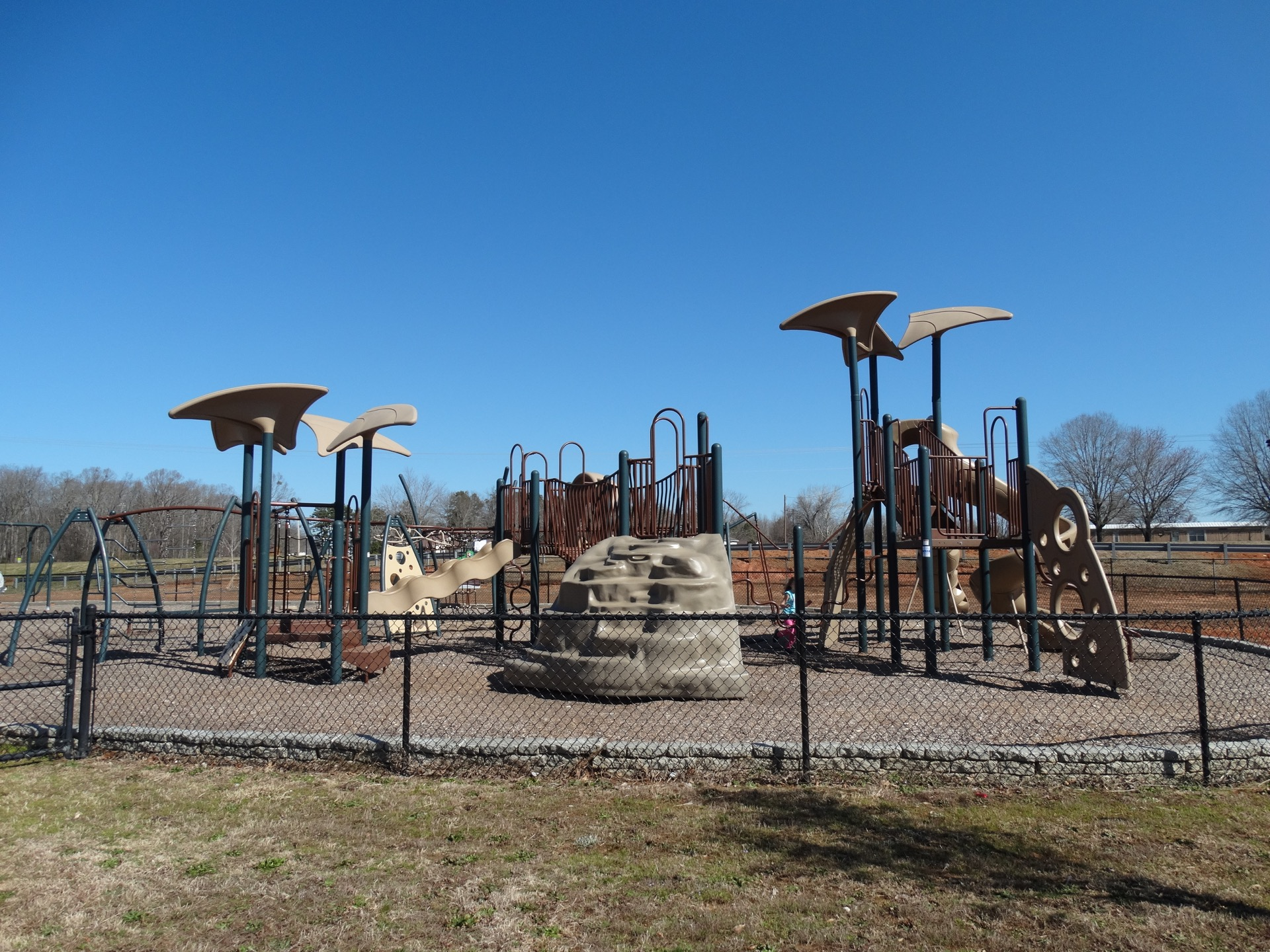 loretta c. wood park playground