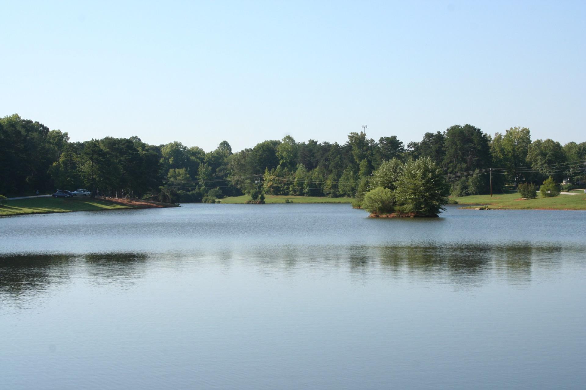 Oak Grove Lake Greenville County Parks Recreation Tourism