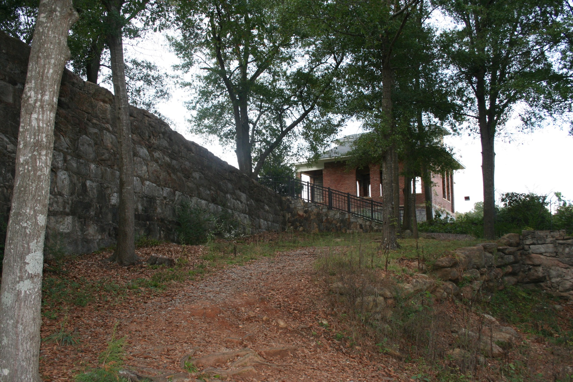 pelham mill park building