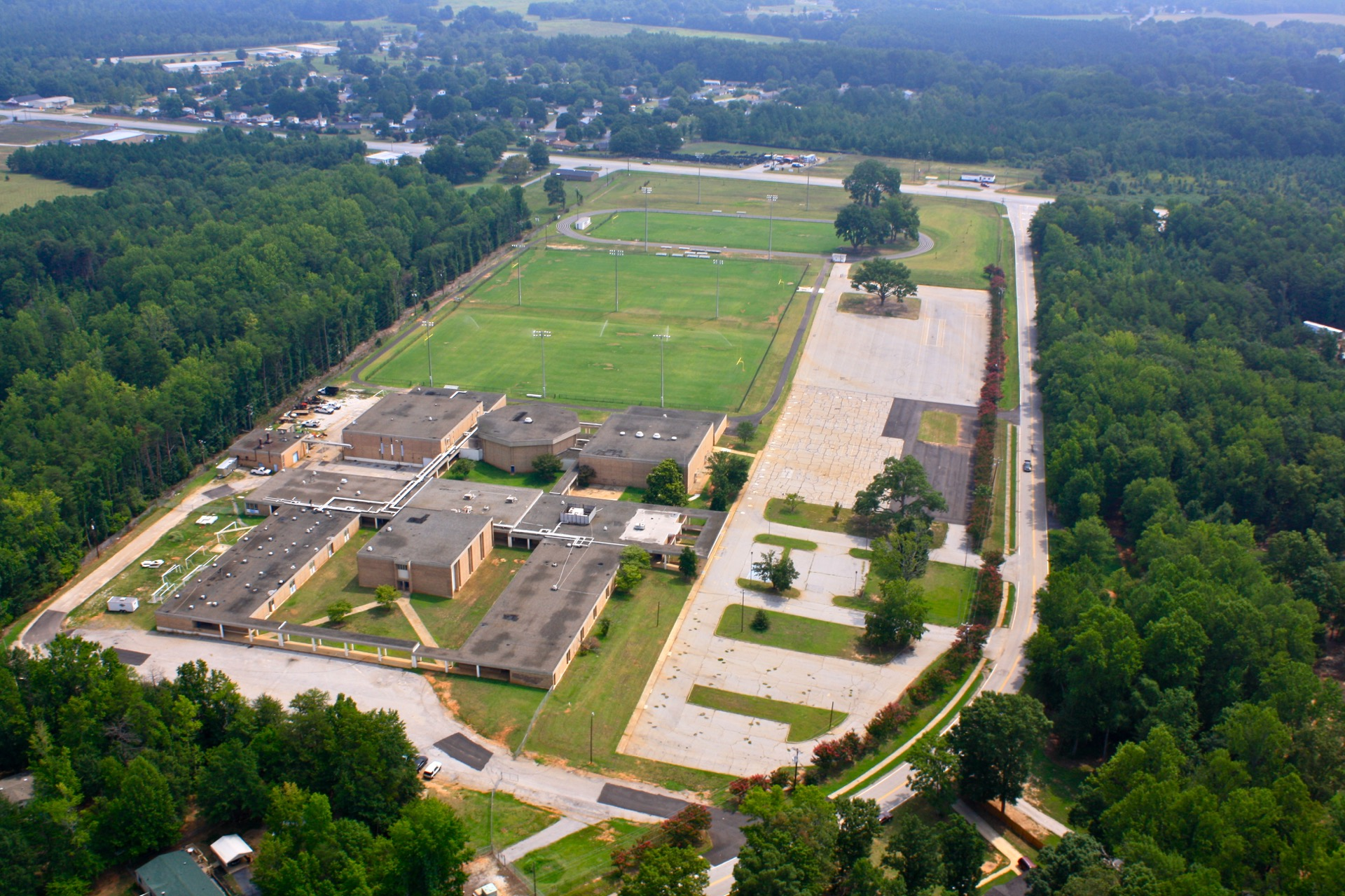 Car Rentals In Greenville Sc >> Piedmont Athletic Complex   Greenville County Parks ...