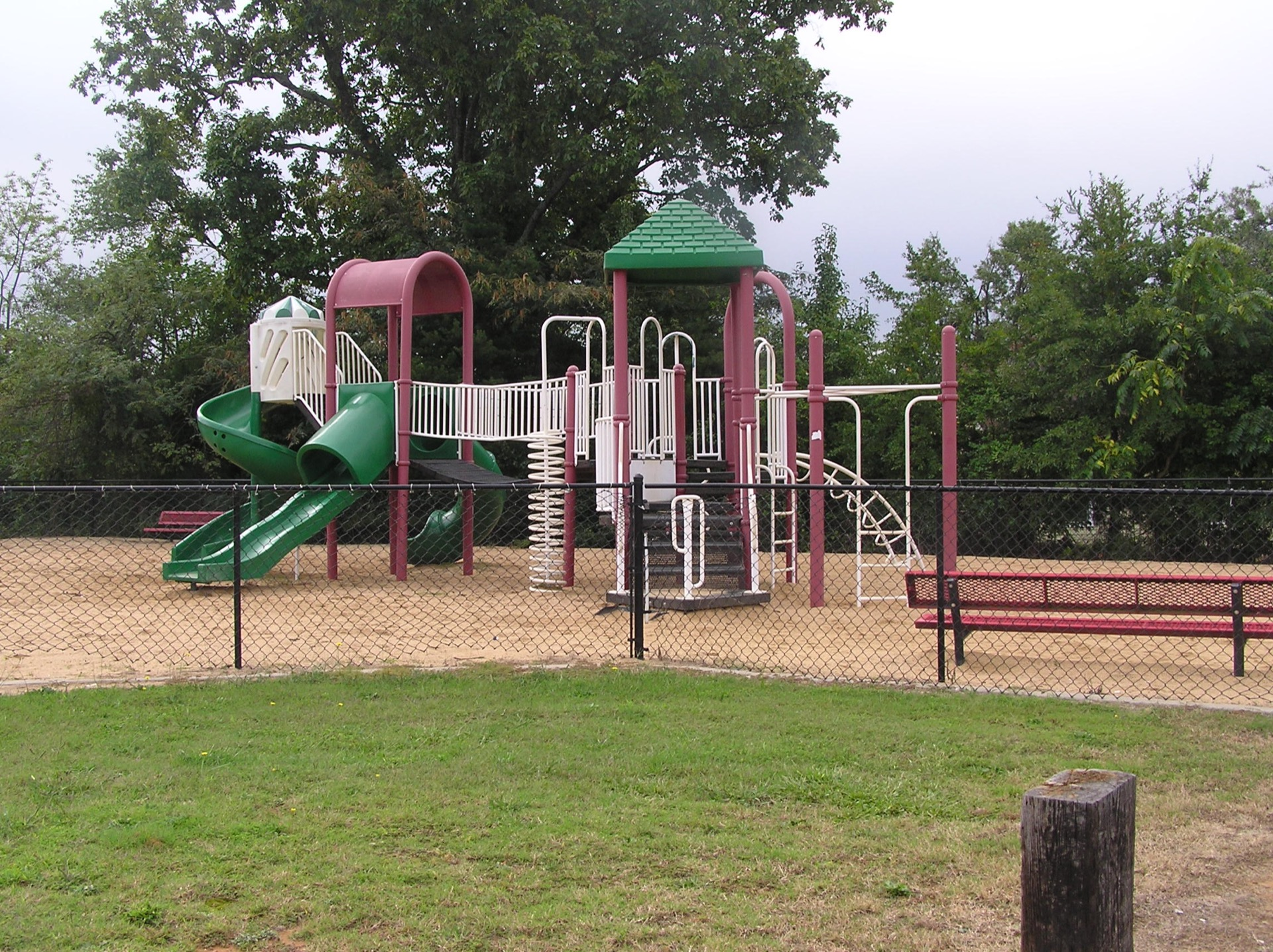 Piney Mountain Park Playground