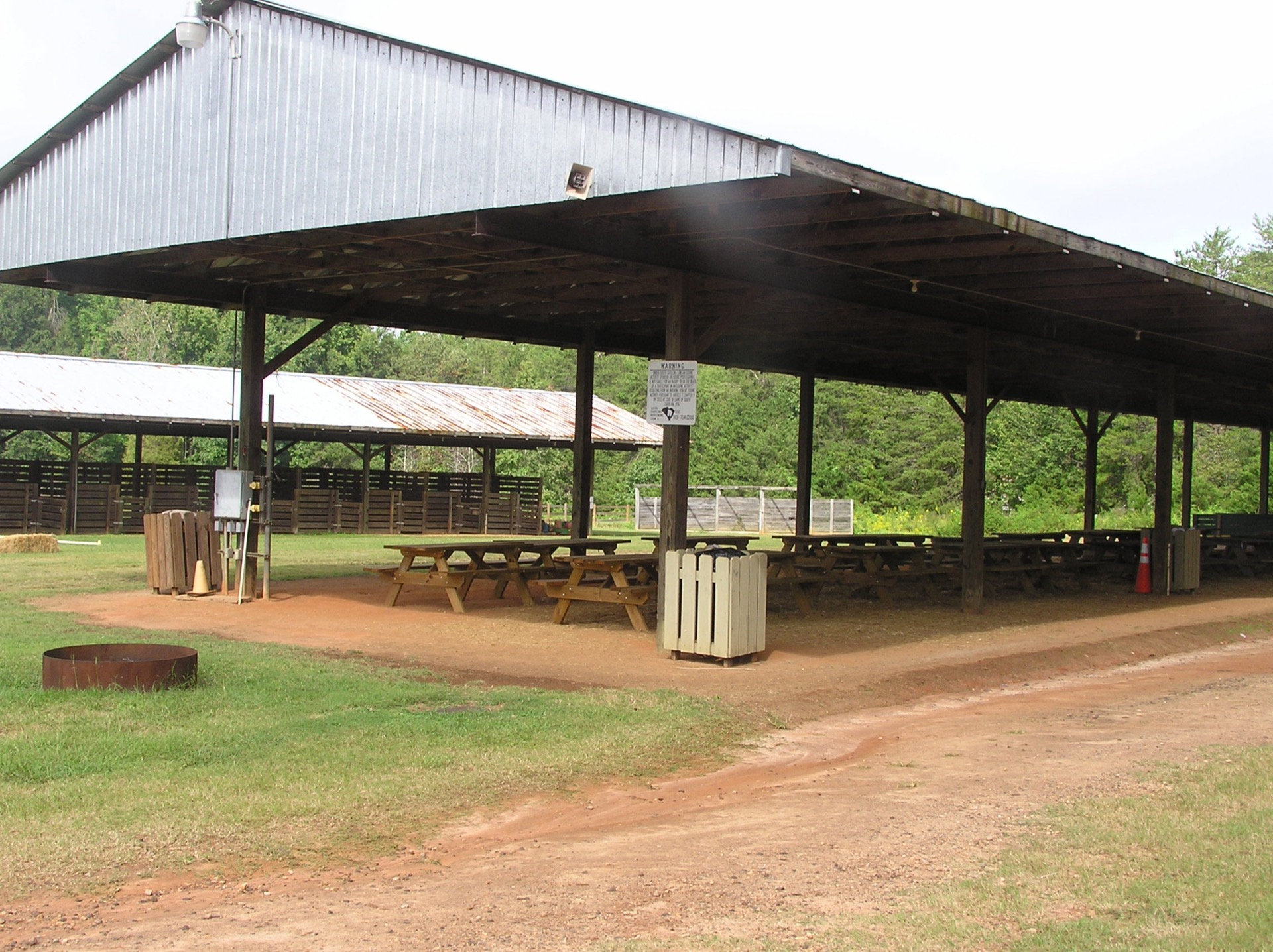 riverbend equestrian buildings