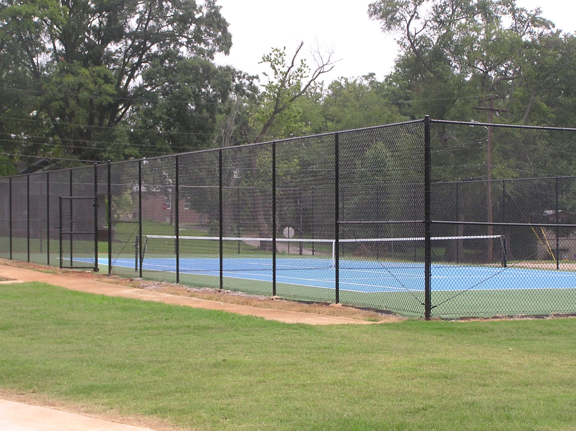 Sterling Community Center Tennis Courts