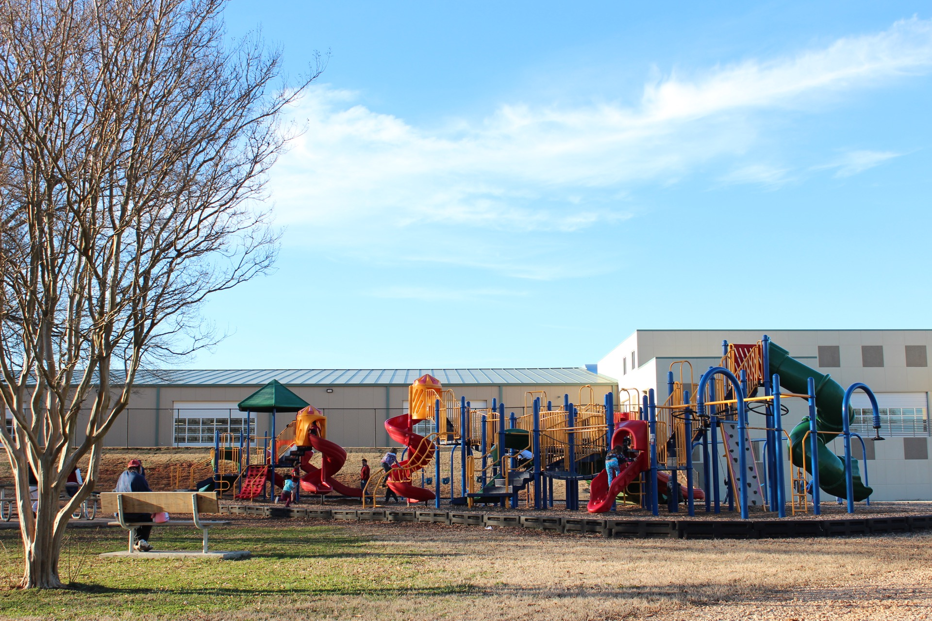 Westside park playground