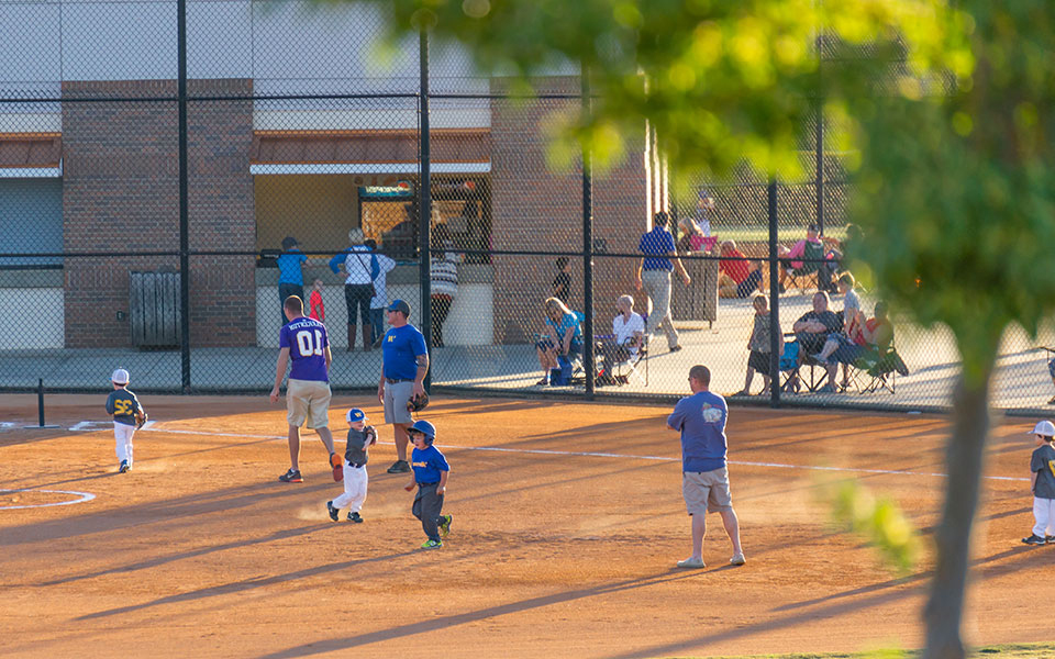 Baseball & Softball | Greenville County Parks Recreation