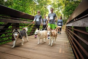 Tails & Trails 5K @ Conestee Park   Greenville   South Carolina   United States