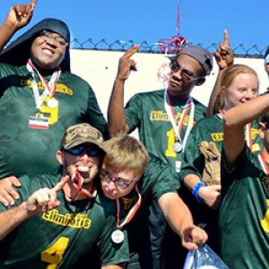 Special Olympics State Fall Games