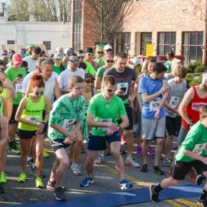 St. Paddy's Day Dash & Bash @ Fluor Field