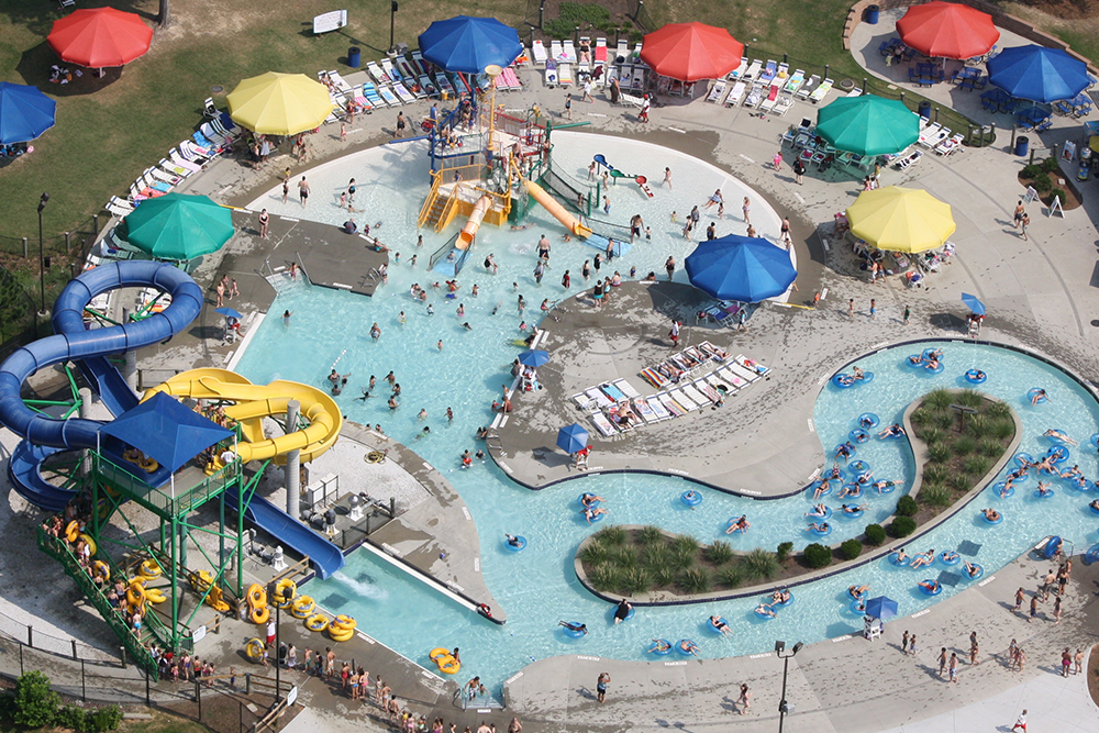 Waterpark Rentals