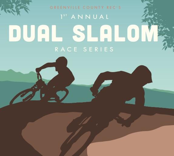 Dual Slalom poster
