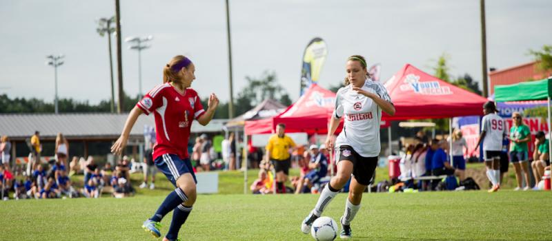 teen ladies soccer tournament